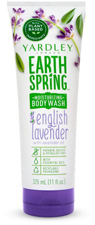 Earth Spring English Lavender Moisturizing Body Wash