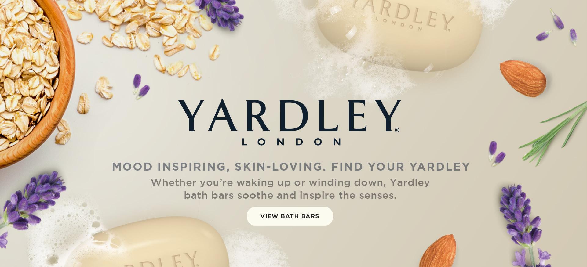Yardley London Bath Bars